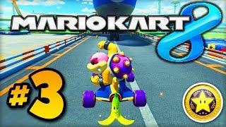 Mario Kart 8 GAMEPLAY - Part #3 w/ Ali-A! - Star Cup 150cc (MK8 Wii U)