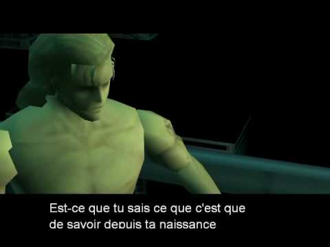 Metal Gear Solid Qualité HD FRENCH part23