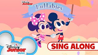 Sing the Mickey Mouse Clubhouse Theme Song  Disney Junior Music Lullabies  Disney Junior