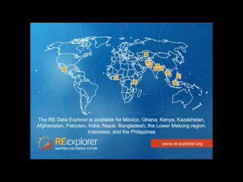 Launching the Renewable Energy Data Explorer: Data and Analysis to Enable Renewable Energy Decisions