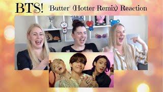 BTS: 'Butter' (Hotter Remix) Reaction