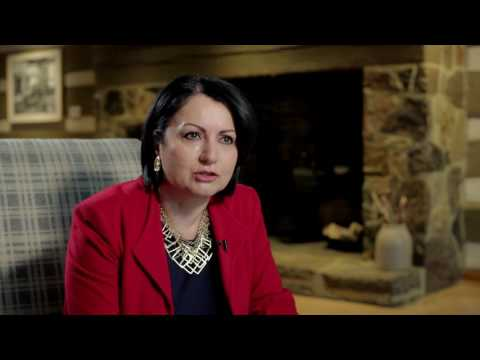 Assante Group of Seven Wealth Advisor Tina Tehranchian on the 2017 McMichael sponsorship