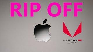 MacBook Pro 15 with Vega 20 Graphics  - RIP OFF?