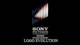 Logo Evolution: Sony Pictures Home Entertainment (1979-present)