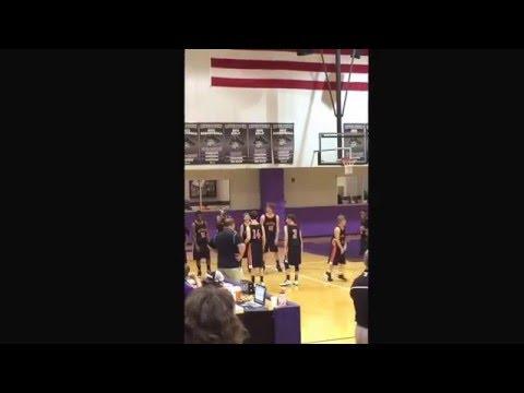 McCrory High School Basketball