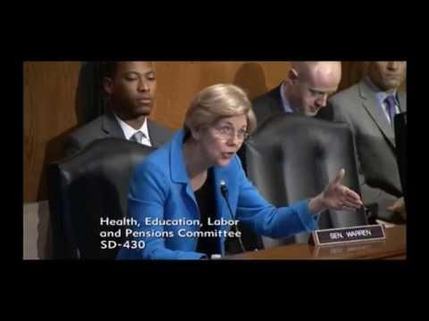 Elizabeth Warren - Opportunities to Improve Student Success