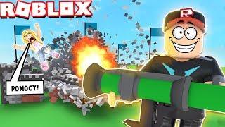 WYSADZIŁEM BELLĘ W POWIETRZE ROBLOX! 💥 (Roblox Destruction Simulator) | VITO I BELLA