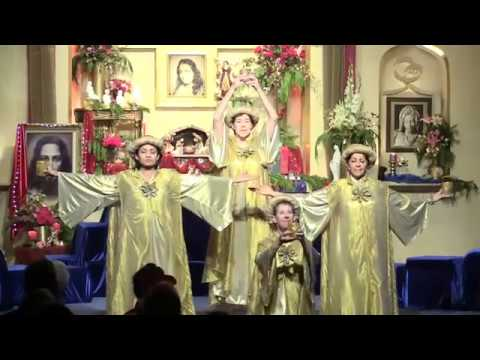 Christmas Eve Program at Ananda Palo Alto—December 24, 2017