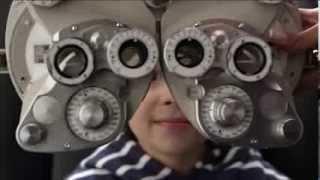 Children's Vision Month TV Ad
