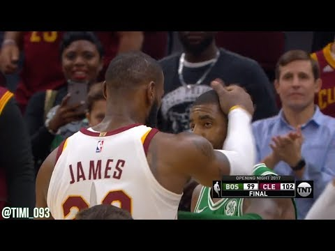 Kyrie Irving Highlights vs Cleveland Cavaliers (22 pts, 10 ast, 3 stl)