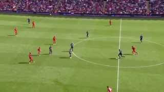 Abou Diaby Man Of The Match Liverpool Vs Arsenal (2 Sept 2012)