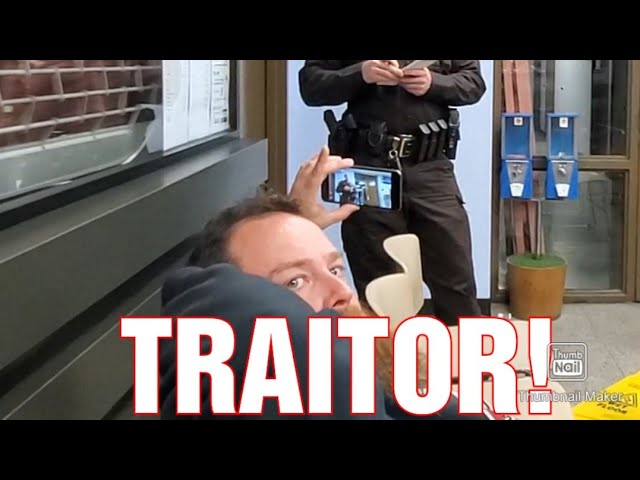 NO NAME TRAITOR! BREAKING NEWS! PT.1