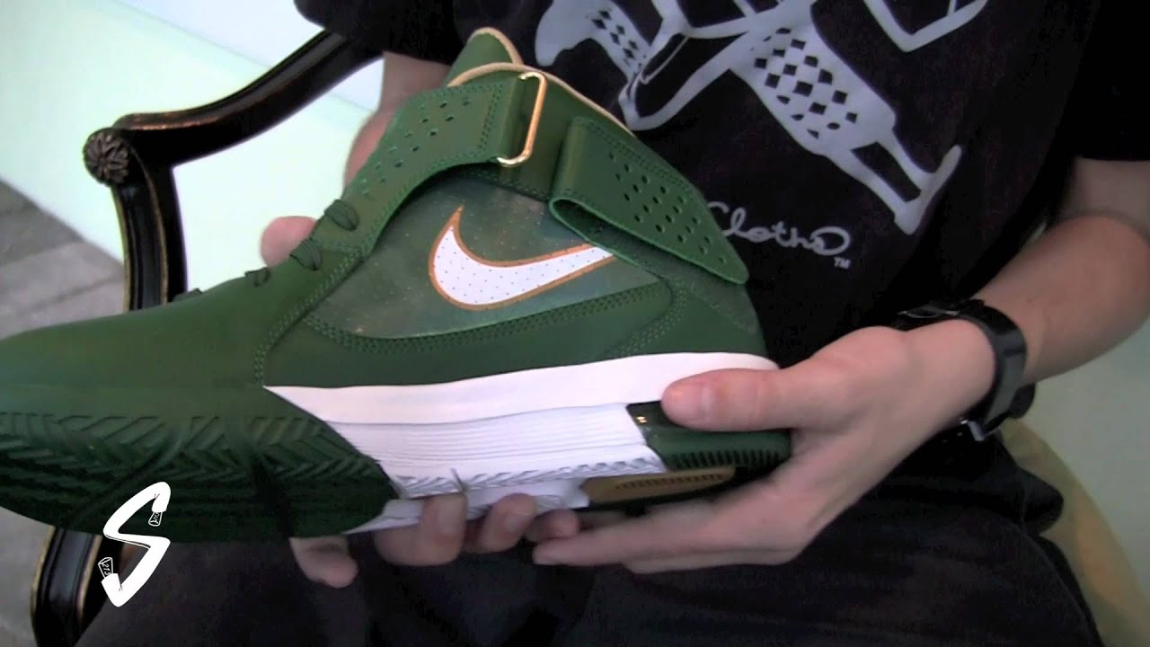 e4d010ea3fc Stickie213 - Nike Lebron Soldier V 5 SVSM PE Away - YouTube