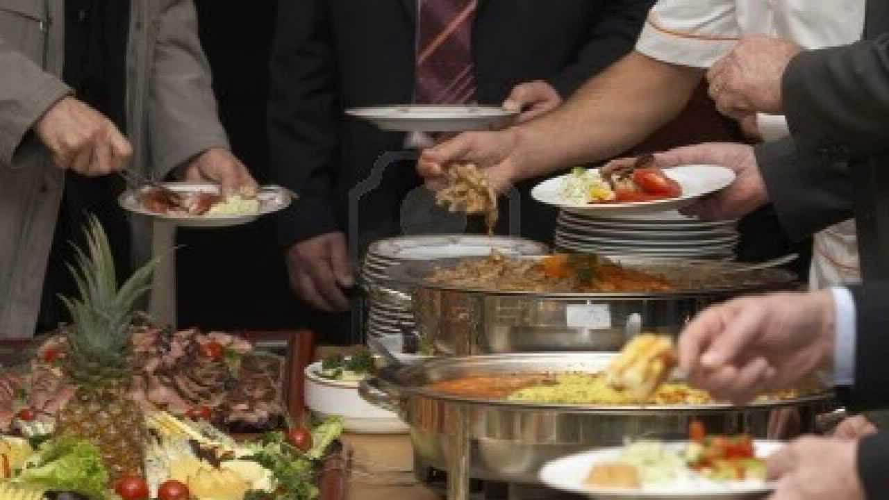 Menù Per Feste Di Compleanno E Cerimonie Buffet Ricette Dolci E