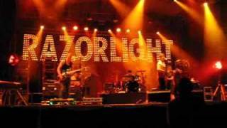 Razorlight - Hostage Of Love Live + LYRICS [ROKAJ FEST 05.07.2009.]
