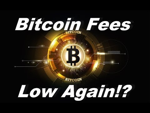 Bitcoin Low Fees Again!? On Chain Volume Super LOW! [My2Sense]