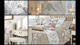 20+ Best Cool Shabby Chic Bedroom Design ideas
