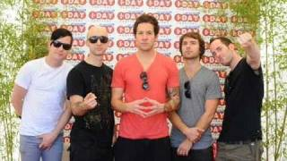 Simple Plan- Famous For Nothing (demo) +Lyrics