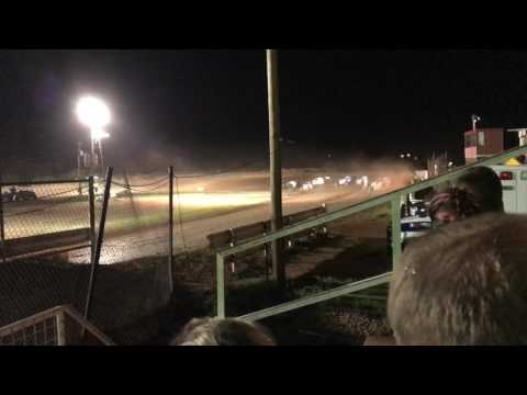6-17-17 Abilene Speedway Mod A - Chris Elliott