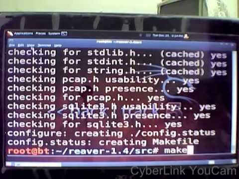 vdo Hacking wifi wpa 2 by Backtrack5r3