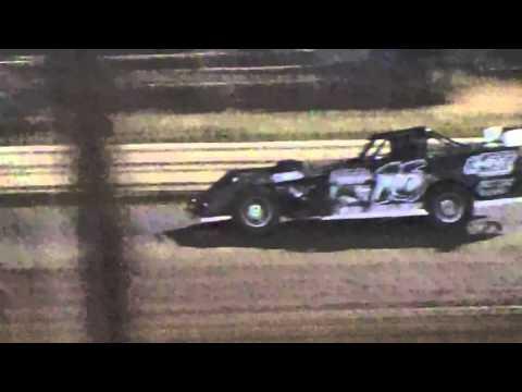 Ark La Tex Speedway Pro Mod A feature Jason beasley Wins 5/7/16