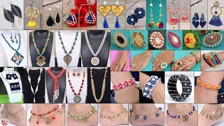 100+ DIY Jewellery Ideas !!!