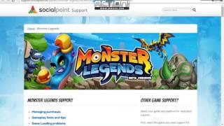 Monster Legends hack 100.000 De Comida