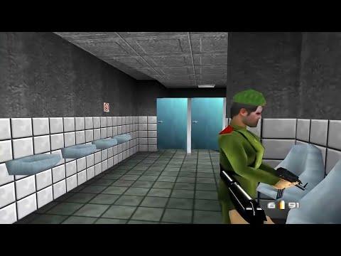 N64 - Goldeneye Playthrough