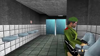 N64 - Goldeneye Playthrough