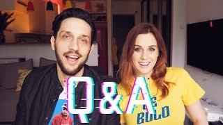 Nasze pierwsze Q&A - nie całujemy sięna wizji