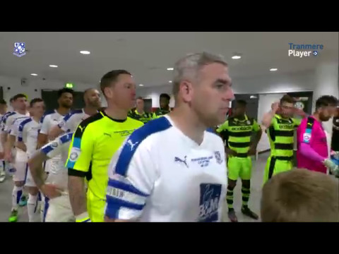 GOALS: Tranmere Rovers vs Forest Green Rovers - Promotion Final