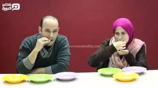 بالفيديو| حلاوة المولد من الرصيف لـ«النضيف».. تعالوا نجرب