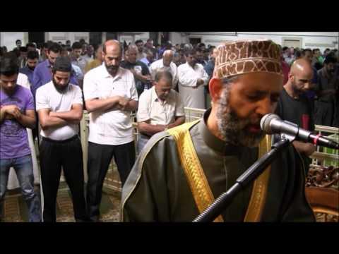 تلاوة مؤثرة لسورة ( الفرقان )  تسجيلات  رمضان  1437 – 2016    حسن صالح    hassan saleh