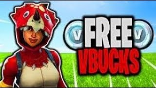 FORTNITE FEE VBUCKS GIVEAWAY PLAYING WITH SUBS WHERE HAVE I BEEN?
