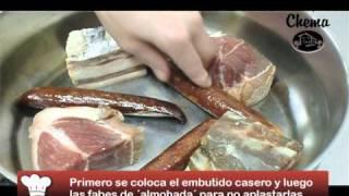 Receta de Fabada Asturiana, La Mejor Fabada del Mundo