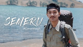 Pendakian Gunung Semeru Vlog 1