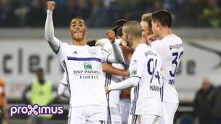 KAA Gent 2-3 RSC Anderlecht