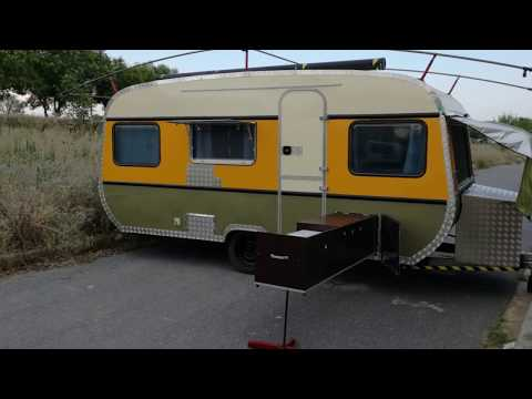 diy tabbert caravan renovation