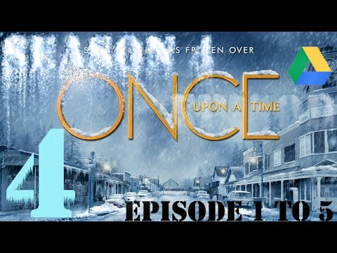 How To Download Once Upon A Time S.4   Google Drive Link   Episode 1 To 5