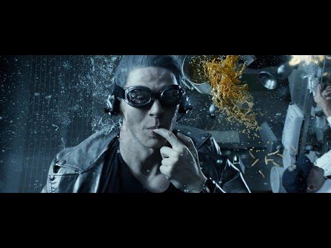 X-Men - Dias de um Futuro Esquecido - Cena do Mercúrio