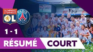 Résumé OL / PSG | Trophée des championnes | Olympique Lyonnais