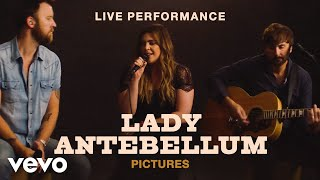 """Gambar cover Lady Antebellum - """"Pictures"""" Live Performance 