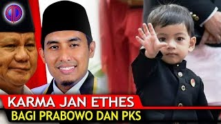 Download Video K4rma Cucu Jokowi Jan Ethes bagi Prabowo dan PKS MP3 3GP MP4
