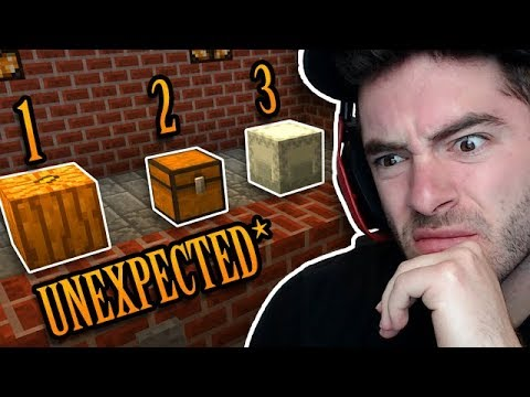 Minecraft: UNEXPECTED What Doesn't Belong