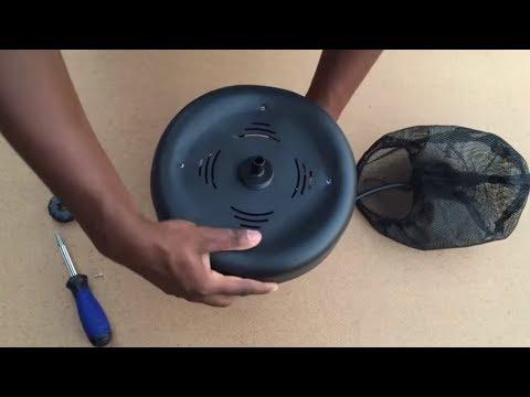 smartpond® Floating UV Filter with Pump Maintenance