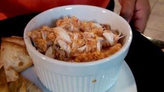 Mariah Milano's Avocado Crab Dip!