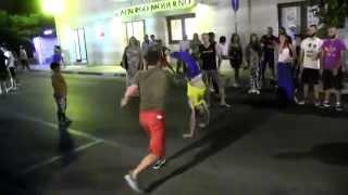 Api e Capoeira per la Tolleranza e la Libertà