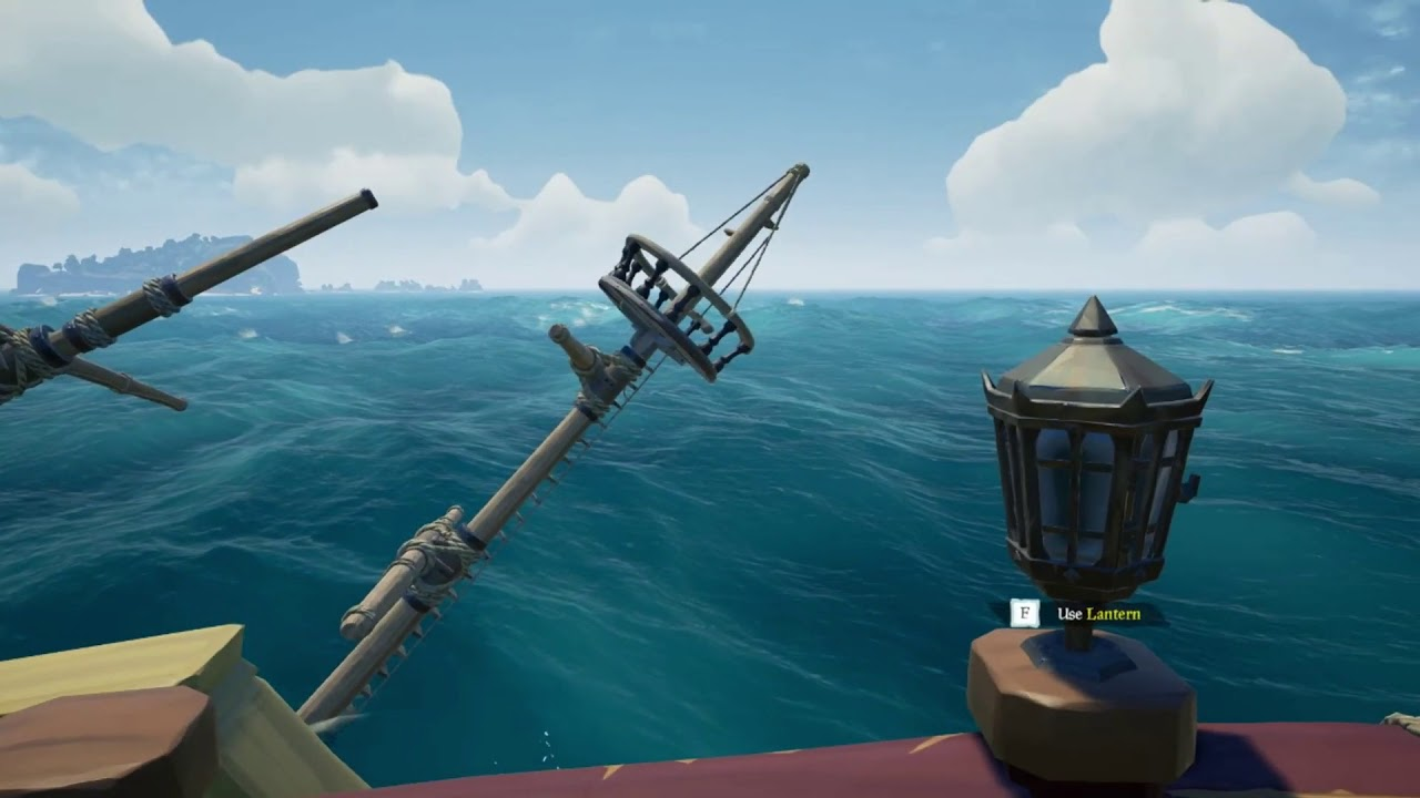 Sea of Thieves: REAL Pirate Code