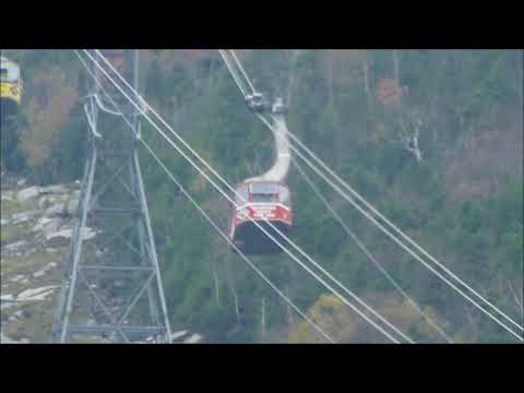 New Hampshire -Cannon Mountain Aerial Tramway