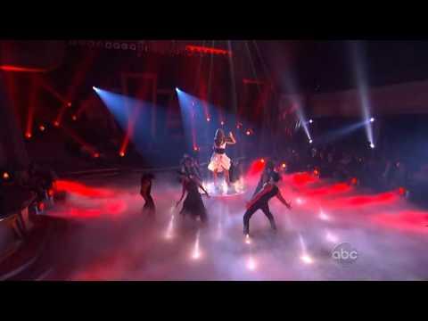 Leona Lewis  Happy  Dancing with the Stars 17Nov09